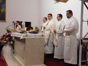 Svećenička zahvala u Stepinčevom Karmelu