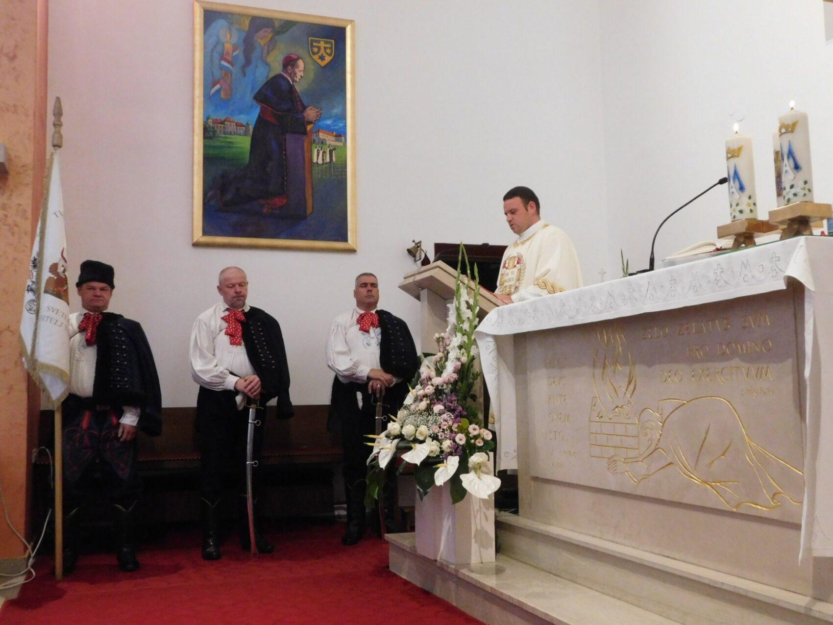Proslavljeno proštenje Gospe Karmelske u brezovičkom Karmelu