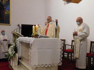 Proslavljena prva Naučiteljica Crkve u Stepinčevom Karmelu